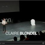 Vidéo de Claire Blondel à TED