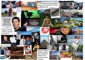 Mon visionboard : 2 ans pour passer à l'action