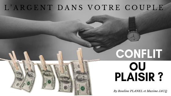 """Lien vers sondage """"Argent dans Votre Couple : Conflit ou Plaisir ?"""""""